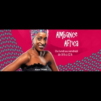 Logo of show Ambiance Africa