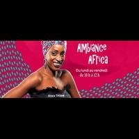 Logo de l'émission Ambiance Africa