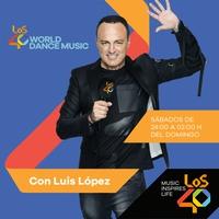 Logo de l'émission Luis López WDM