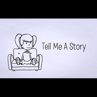 Logo of show Tell us a Tell