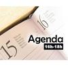 Logo of show Agenda