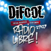 Logo de l'émission Difool - Radio Libre