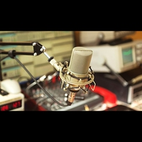 Logo de l'émission New Voices