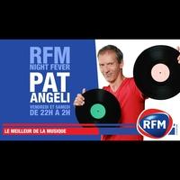 Logo of show RFM Night Fever