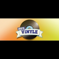 Logo of show 100 % Vinyle