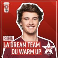 Logo of show Le Warm Up de Robin