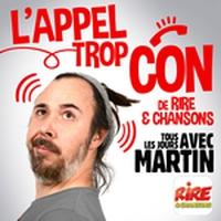 Logo of show L'appel trop con de Rire & Chanson