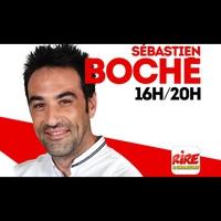 Logo of show Rire & Chansons 100% Sketches avec Sébastien Boché
