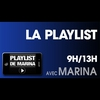 Logo of show La Playlist de Marina