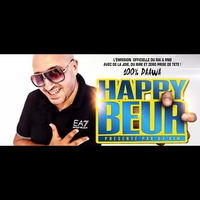 Logo of show Happy Beur