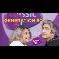 Logo of show GENERATION 80