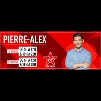Logo de l'émission Pierre Alex