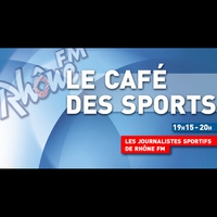 Logo of show Le Café des Sports