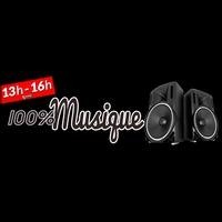 Logo de l'émission 100% Musique