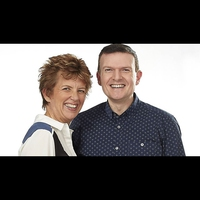 Logo of show Alison Butterworth and Phil Trow