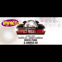 Logo de l'émission Impact FM Night Fever