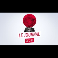 Logo of show Le journal de 23h du week-end