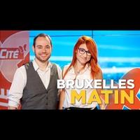 Logo of show Bruxelles Matin