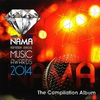Cover of the album NAMA Namibian Annual Music Awards 2014 (The Compilation Album)