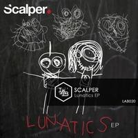 Couverture du titre Lunatics - EP