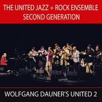 Cover of the track Wolfgang Dauner's United 2