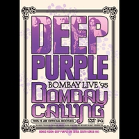 Cover of the track Bombay Calling - Bombay Live '95