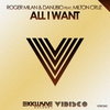 Couverture de l'album All I Want (Original Mix) [feat. Milton Cruz] - Single