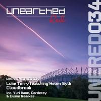 Couverture du titre Cloudbreak (feat. Helen Sylk) - EP