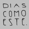 Cover of the album Dias Como Este - Single