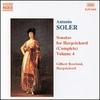 Couverture de l'album Sonatas for Harpsichord, Volume 4