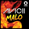 Cover of the track Malo (Adrian Lux & Flores Remix)