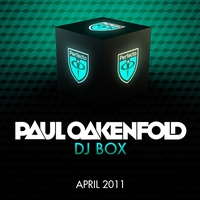 Cover of the track DJ Box - April 2011