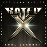 Cover of the track Rated X