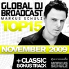 Cover of the album Global DJ Broadcast: Markus Schulz Top 15 (November 2009) [Bonus Track Version]