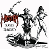 Cover of the album Slaves to Society