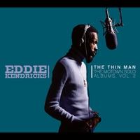 Couverture du titre The Thin Man - The Motown Solo Albums, Vol. 2
