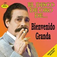 Couverture du titre El Disco de Oro De-Bienvenido Granda