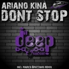 Couverture de l'album Don' Stop - Single