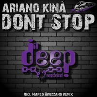 Cover of the track Don' Stop - Single
