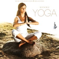Cover of the track Hindu Yoga (Music for Meditation & Relaxation)