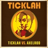 Cover of the album Ticklah vs. Axelrod