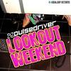 Couverture du titre Lookout Weekend (extended mix)
