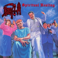 Cover of the track Spiritual Healing (Reissue)