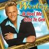Cover of the album Ik voel me echt te gek - EP