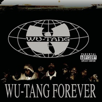 Couverture du titre Wu-Tang Forever