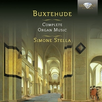 Couverture du titre Buxtehude: Complete Organ Music