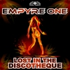 Couverture du titre Lost in the Discotheque (radio edit)