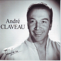Cover of the track André Claveau