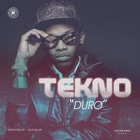 Couverture du titre Duro - Single