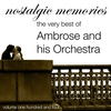 Couverture de l'album The Very Best of Ambrose and His Orchestra (Nostalgic Memories Volume 104)